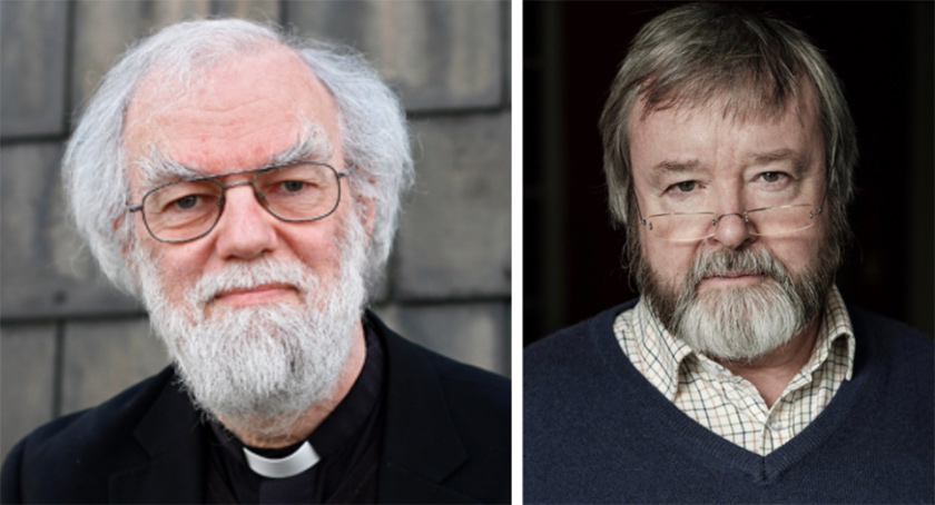 Free Event The Sense of the Sacred: Dr Iain McGilchrist & Dr Rowan Williams