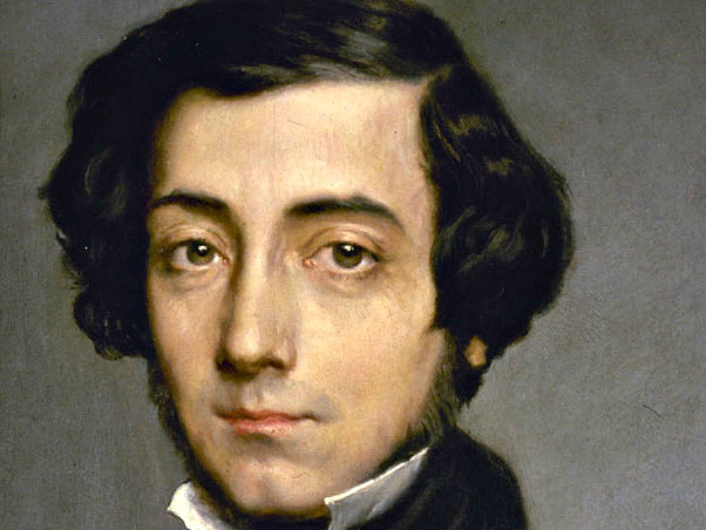 Tocqueville's Dystopias: The Bad and the Very Bad
